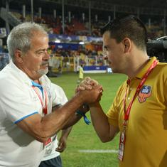 ISL: FC Goa coach Sergio Lobera proud of his team despite unbeaten run coming to an end