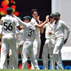 Australia name unchanged XI from Pakistan series for first Test against New Zealand
