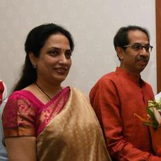 Uddhav Thackeray's wife Rashmi takes over as editor of Shiv Sena mouthpiece 'Saamana'