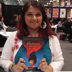 'Pashmina': How a graphic artist reads and responds to a graphic novel