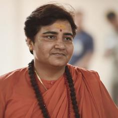 BJP's Pragya Thakur hits out at Rahul Gandhi, says 'son of foreigner cannot be a patriot'
