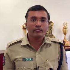 'It is absolutely not communal in nature': Watch Hyderabad DCP speak about the recent rape case