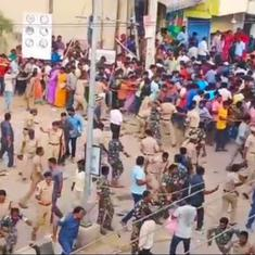 The big news: Protestors, police clash in Telangana after vet's rape-murder, and 9 other top stories