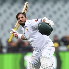 Australia close in on series-clinching win against Pakistan despite Yasir Shah's heroics in Adelaide
