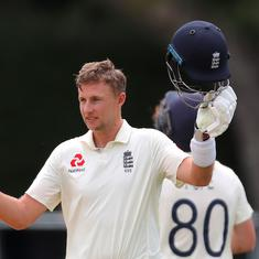 Joe Root finds form with epic 226 as England look to square Test series in New Zealand