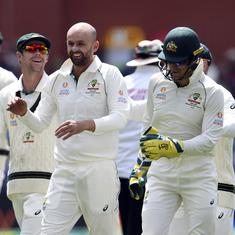 Lyon picks up five as Australia crush Pakistan by innings and 48 runs to complete series whitewash