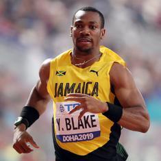He is killing the sport: Jamaican sprinter Yohan Blake slams World Athletics chief Seb Coe