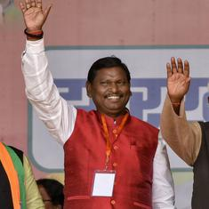 Former Jharkhand chief minister Arjun Munda elected Archery Association of India president