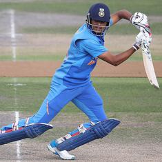 Under-19 World Cup: India captain Priyam Garg seeks Prithvi Shaw's advice to do well in South Africa