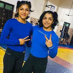 With Sakshi Malik's support, wrestler Nisha Dahiya bags Nationals gold to move on from doping ban
