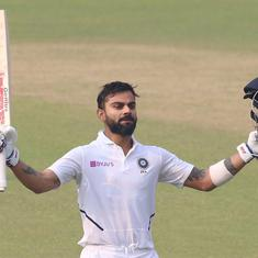 Virat Kohli back at the top of ICC Test batsman rankings, Steve Smith slips to second