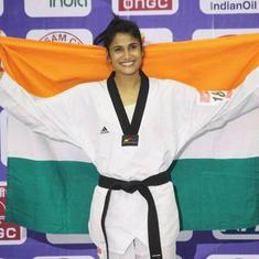 Taekwondo: India win six medals, including three gold, at South Asian Games