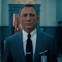 'No Time To Die' trailer: Daniel Craig's James Bond saves the queen for the final time