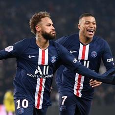 European football: Haaland continues his fine form, trouble brewing at PSG and other talking points