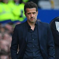Everton sack Marco Silva after falling into relegation zone, David Moyes linked with return