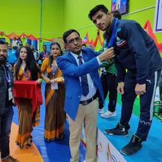 Wrestling: Ravinder, Sakshi help India clinch four more gold medals at South Asian Games