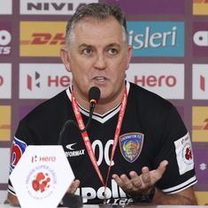 They were clinical and we were not: Chennaiyin coach Owen Coyle after losing ISL final against ATK
