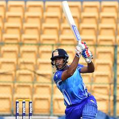 The basics remain the same: Mayank Agarwal confident about doing well in ODIs against West Indies