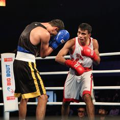 Boxing: Chirag stars in Giants's stunning win against Mary Kom's Panthers in Big Bout League