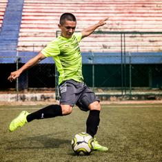 Indian football team captain Sunil Chhetri signs three-year deal with sports brand Puma