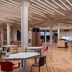 This library is showing the way for reading spaces in the digital age