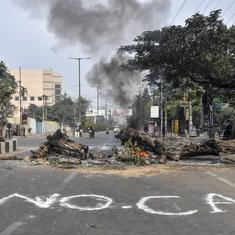 Citizenship Act protests: Five students arrested in Vadodara for objectionable graffiti