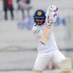 Rain abandons play after just 32 balls on day three in Pakistan's first home Test in ten years