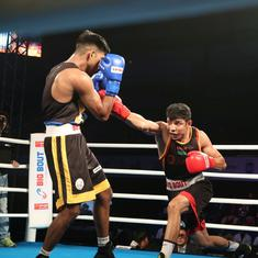 Boxing: Dinesh, Pawan star in Brawlers's surprise win against weakened Panthers in Big Bout League