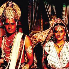 रामायण के अलावा और कौन सी चीजें है जो हमें अचानक कई साल पीछे चले जाने का आभास दे रही हैं?