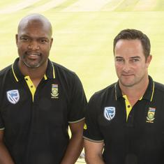 Beware a wounded buffalo: New coach Mark Boucher confident of South Africa's resurgence