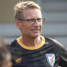 Indian football: AIFF likely to extend contract of U-17 women's team coach Thomad Dennerby