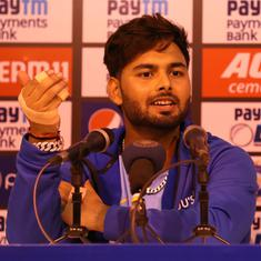 Nothing like natural game at international level, must play according to situation: Pant