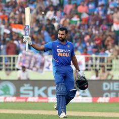 Vizag ODI: Rohit and Rahul's tons, Kuldeep's hat-trick sets up India's big win against West Indies