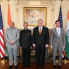 'US cares about minorities, our stand same for India': Mike Pompeo on CAA in Jaishankar's presence