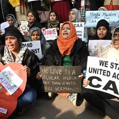 Jamia suspends professor for tweeting he won't pass 'non-Muslim students' who support CAA