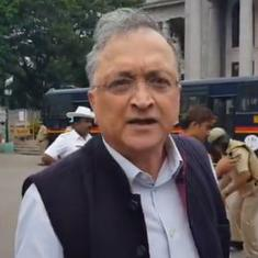'We are protesting non-violently. Why is the police detaining us?': Ram Guha on being detained