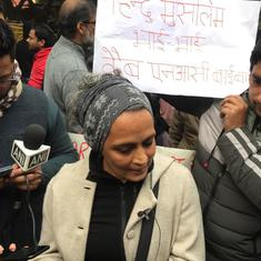 Citizenship Act protests: 'These laws are breaking the back of the Constitution,' says Arundhati Roy