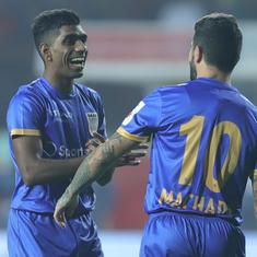 ISL: Brilliant Raynier Fernandes strike gives Mumbai City crucial win in Jamshedpur
