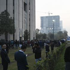 Tremors felt in Delhi-NCR after earthquake in Afghanistan and Pakistan