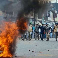 Citizenship Act: Five dead after violent protests in UP, many injured in Delhi police baton-charge