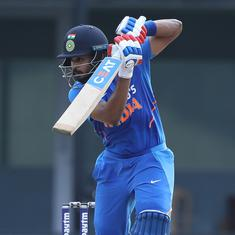 Was a flamboyant player who never took responsibility but I've matured now, says Shreyas Iyer
