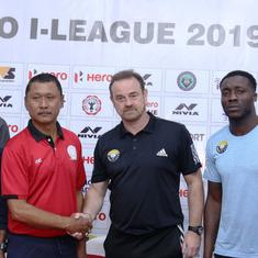 I-League: Real Kashmir and newcomers TRAU FC clash in search of first win