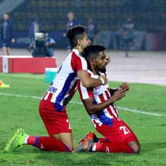 ISL: Roy Krishna's late goal rescues point for ATK against Hyderabad FC