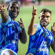 I-League weekly wrap: Barboza to the rescue for Punjab FC, misfiring Chennai City and more