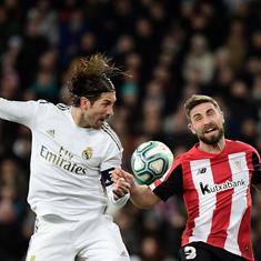 La Liga: Real Madrid suffer setback in tight title race with goalless draw against Athletic Bilbao
