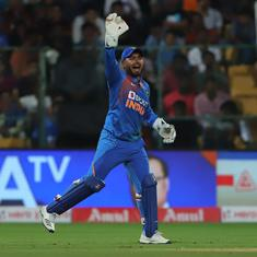 Rishabh Pant to work under specialist wicketkeeping coach, says chief selector MSK Prasad