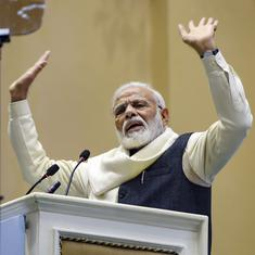 Narendra Modi asks students to follow fundamental duties enshrined in the Constitution