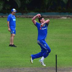 Australia add spinner Mitchell Swepson to their squad for third Test against New Zealand