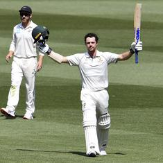 Second Test: New Zealand lose quick wickets after Head's ton powers Australia to formidable total