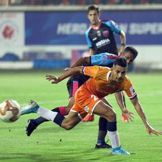 Indian Football: From rookie winger to top-class full-back, tracing the journey of Seriton Fernandes